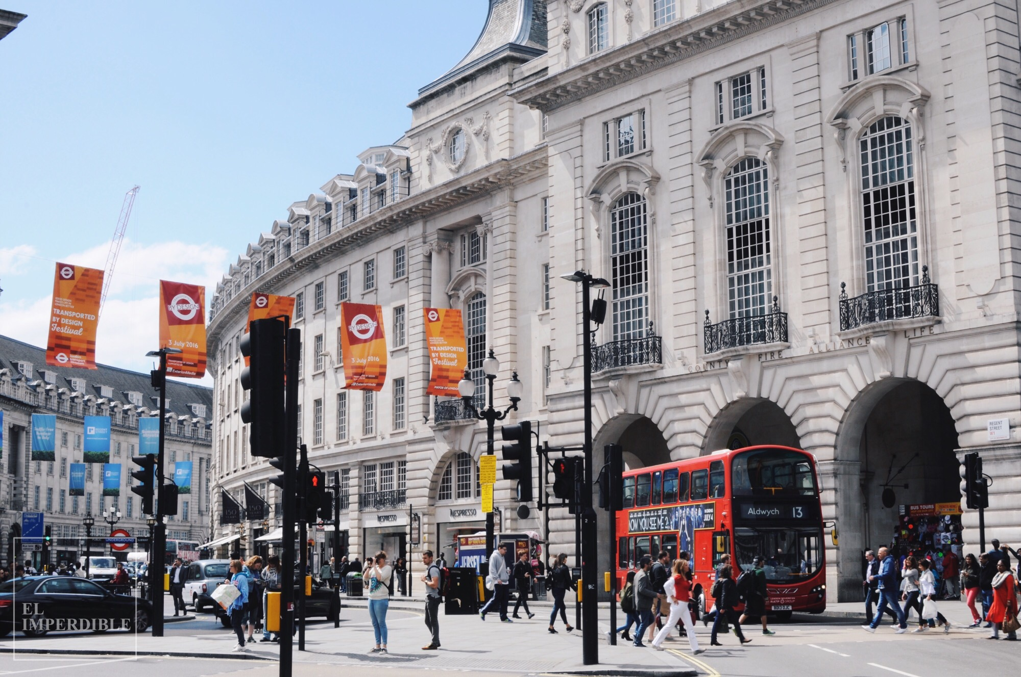 Las mejores rutas a pie por Londres para conocer la ciudad de cabo a rabo