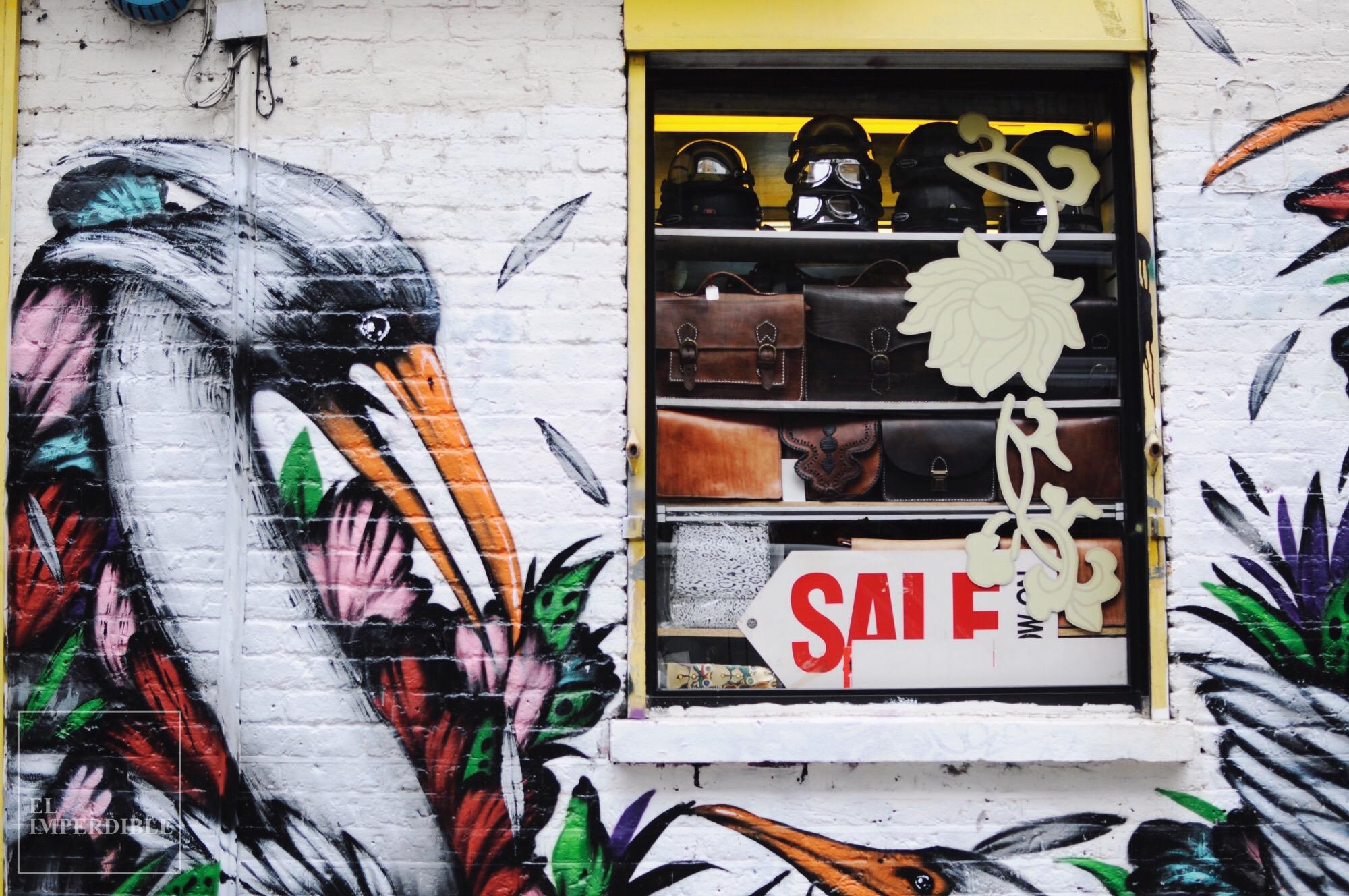 Las mejores tiendas para ir de compras por Londres