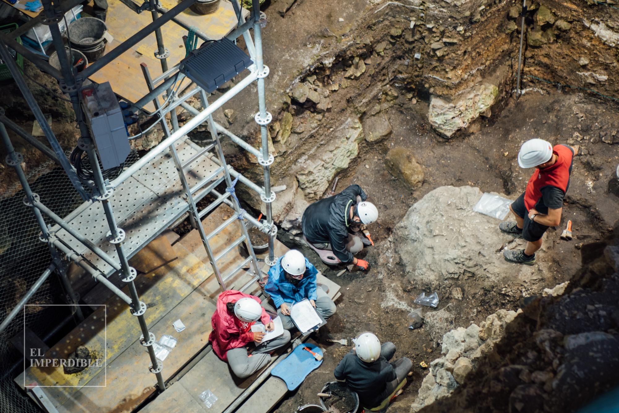 visita guiada al yacimiento de Atapuerca