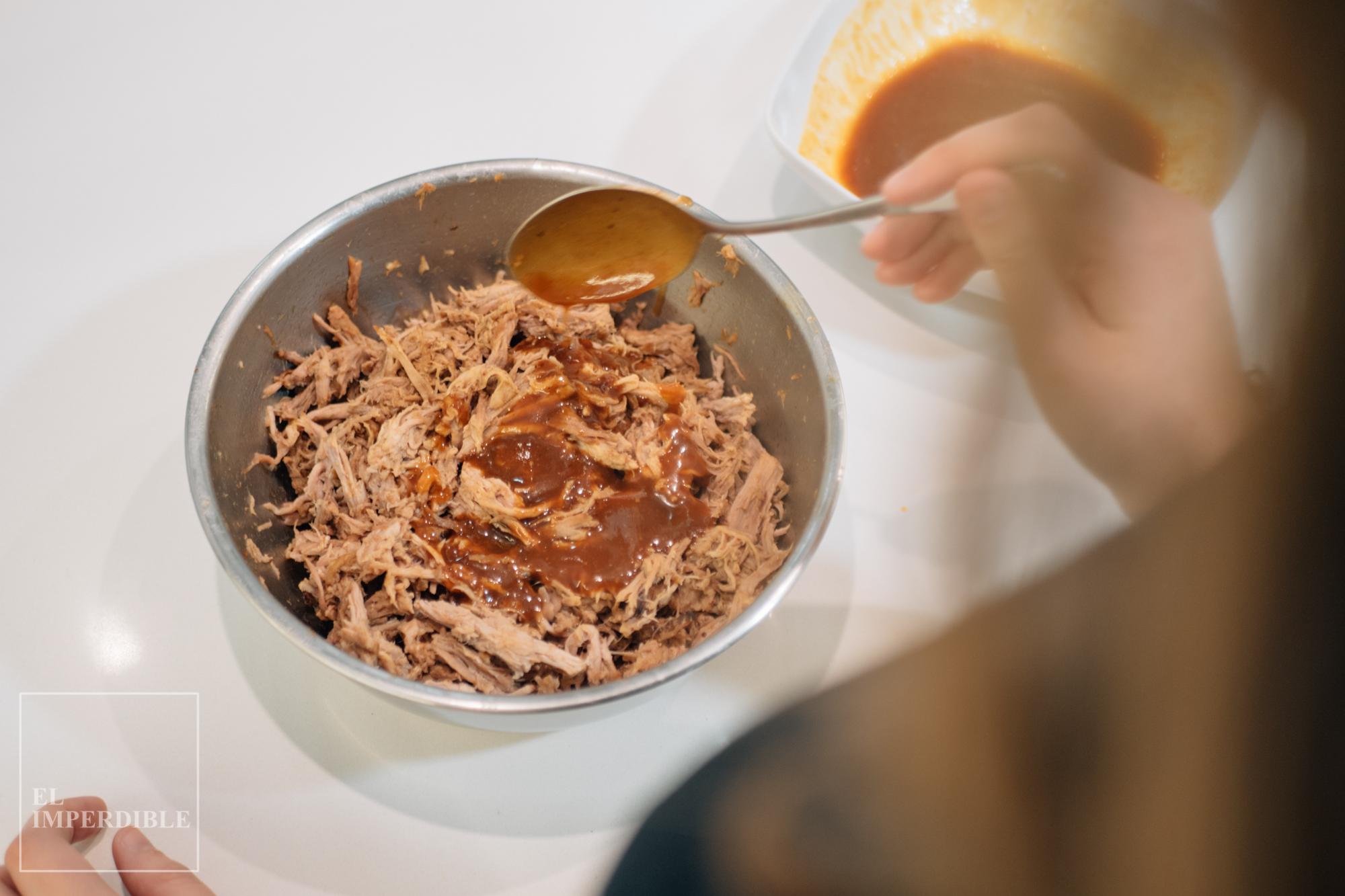 Cómo hacer Pulled Pork en la olla express