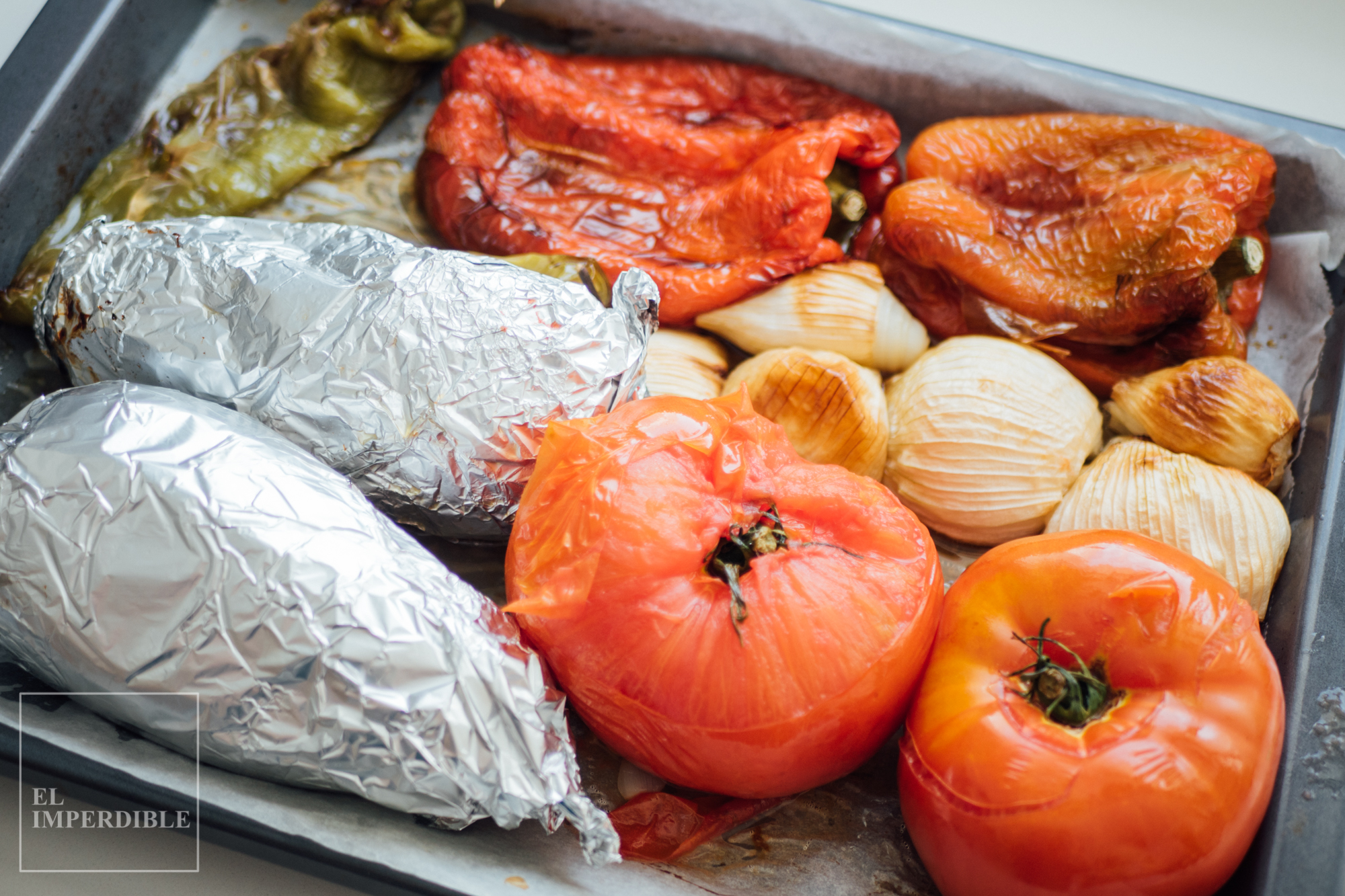 Escalivada, la mejor forma de asar verduras al horno