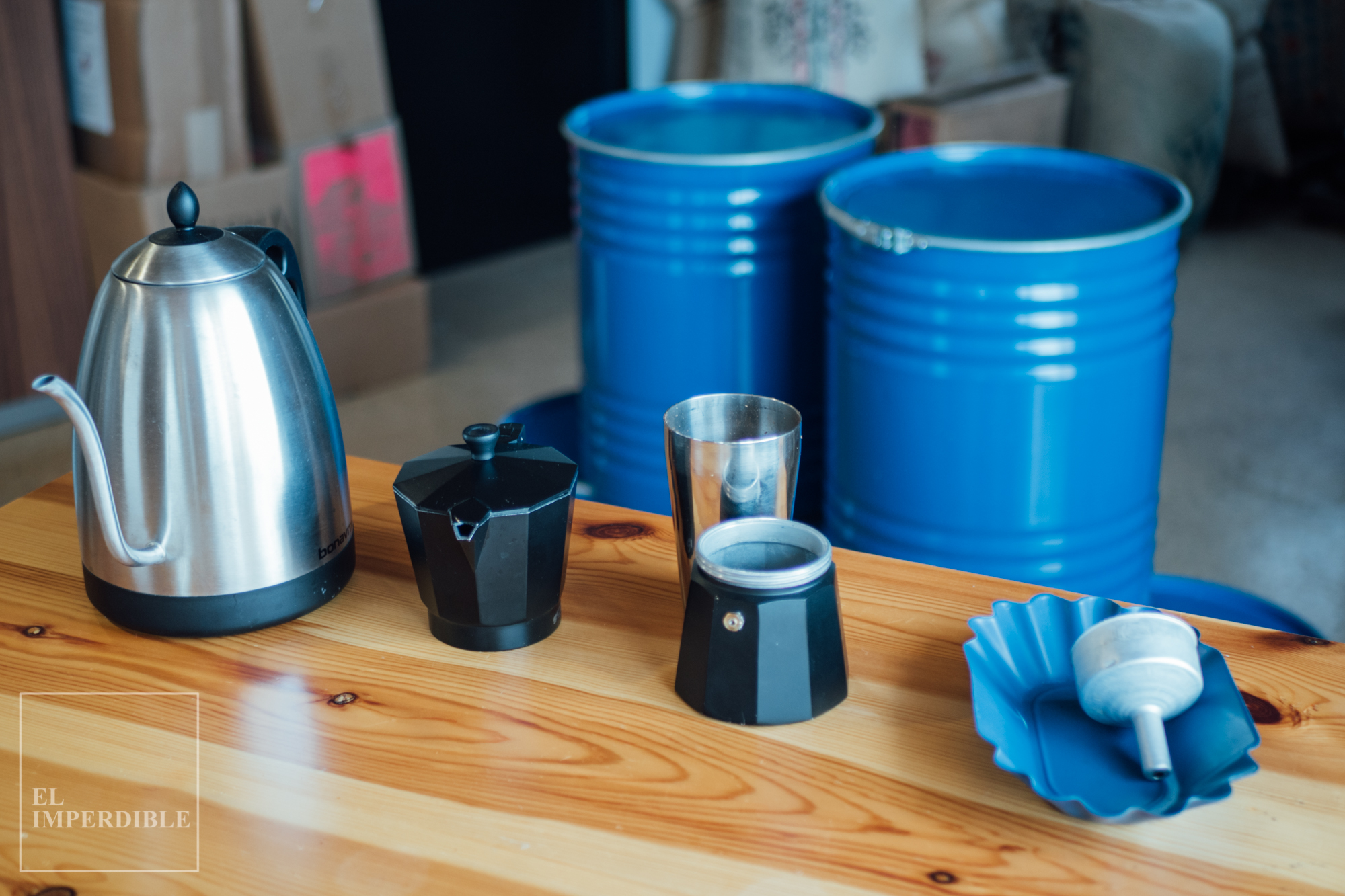 Honorio García Cómo preparar un buen café en casa