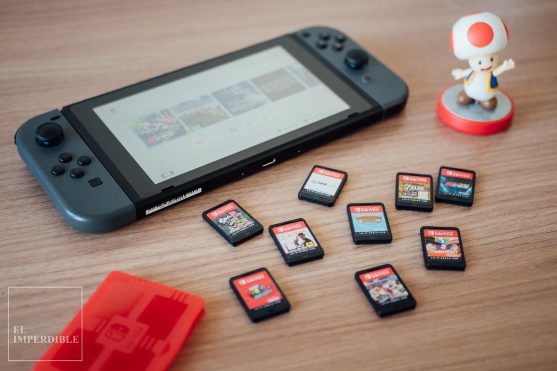 Los mejores juegos para nintendo Switch