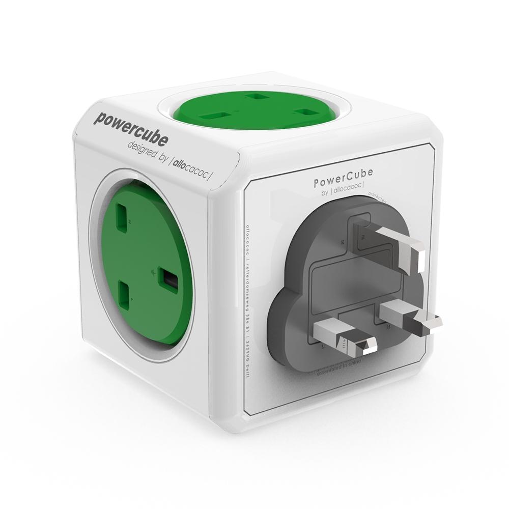 Allocacoc PowerCube - Regalos para viajeros y viajeras que viven por y para el wanderlust