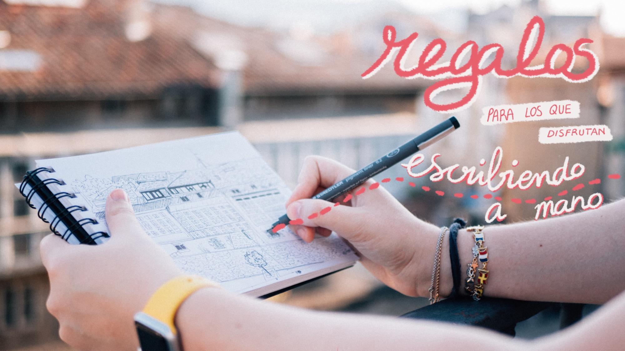 Los mejores regalos de papelería para los que disfrutan escribiendo a mano