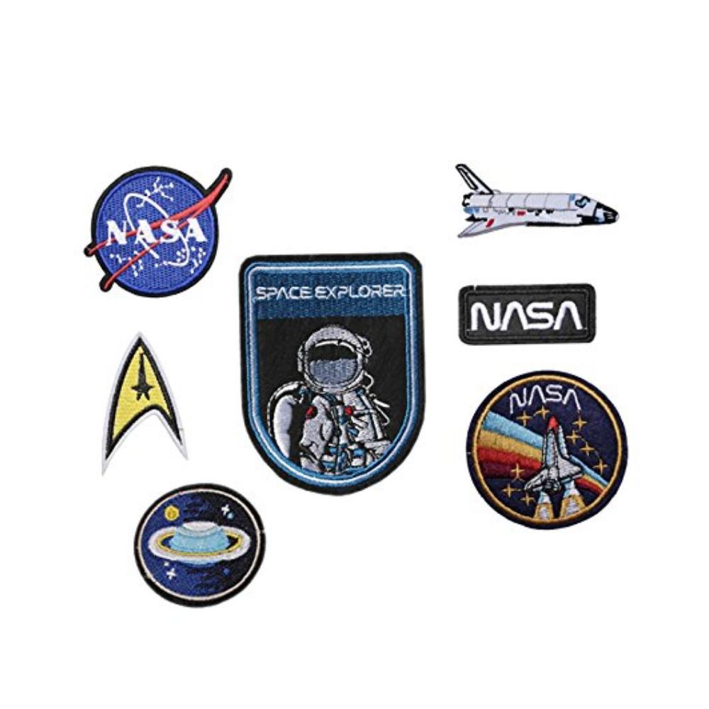 Parches NASA - Regalos para viajeros y viajeras que viven por y para el wanderlust