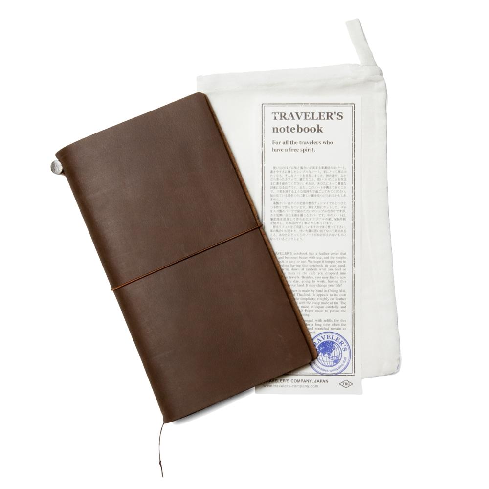 Travelers Notebook - Los mejores regalos de papelería para los que disfrutan escribiendo a mano