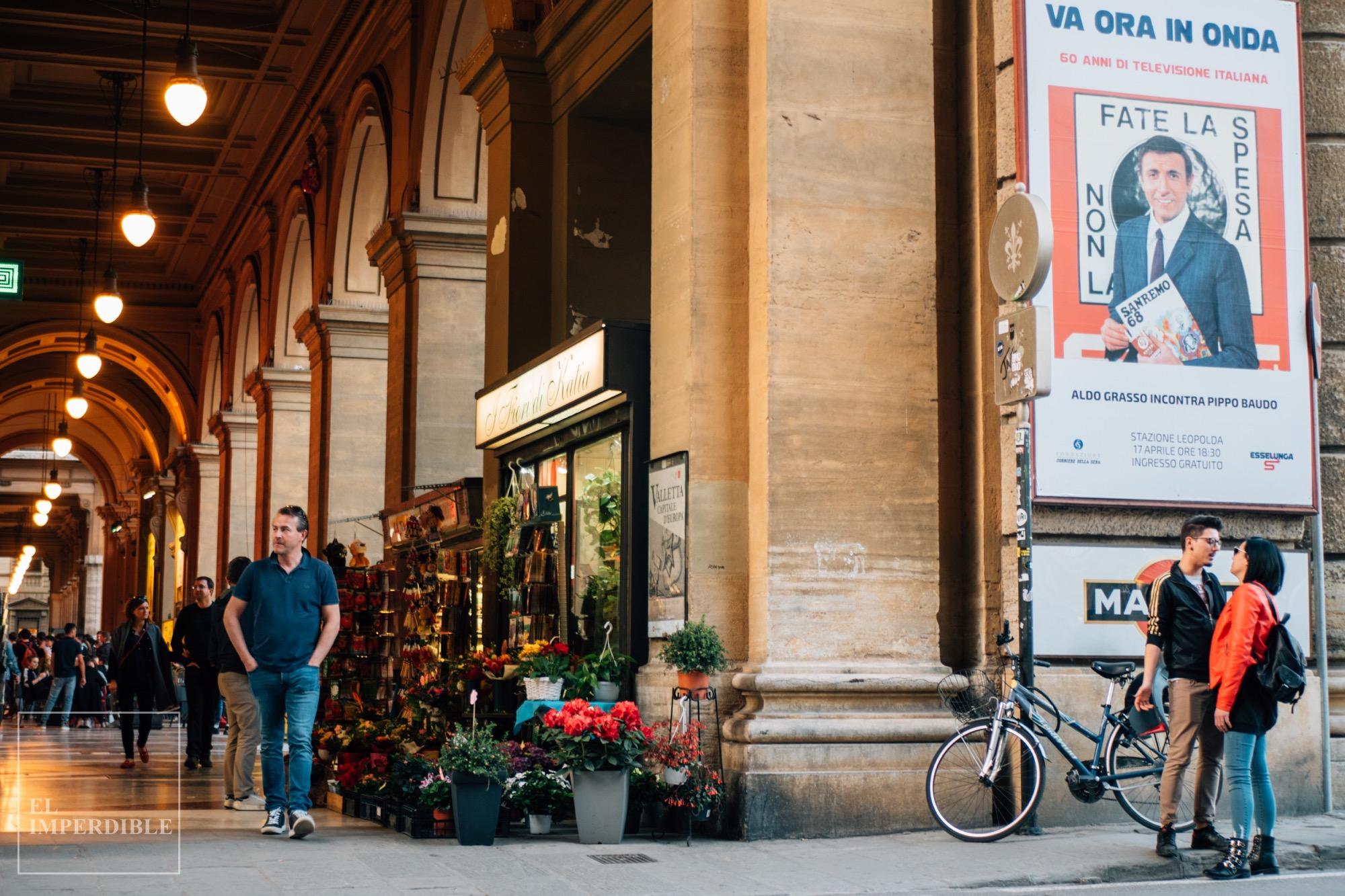 Lugares que ver en Florencia Piazza della Repubblica