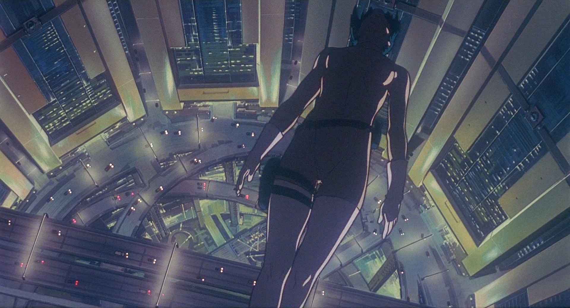 Ghost in the shell las mejores películas anime