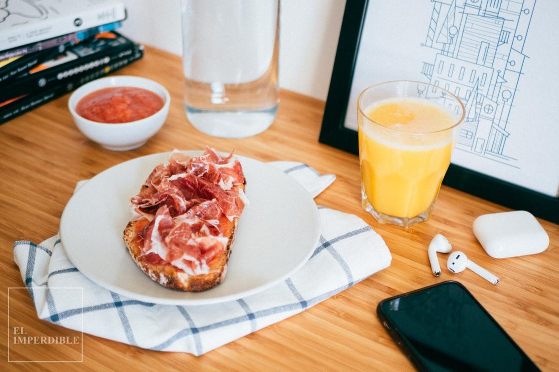 Estas 10 ideas para el desayuno son de lo más sanas, fáciles y rápidas