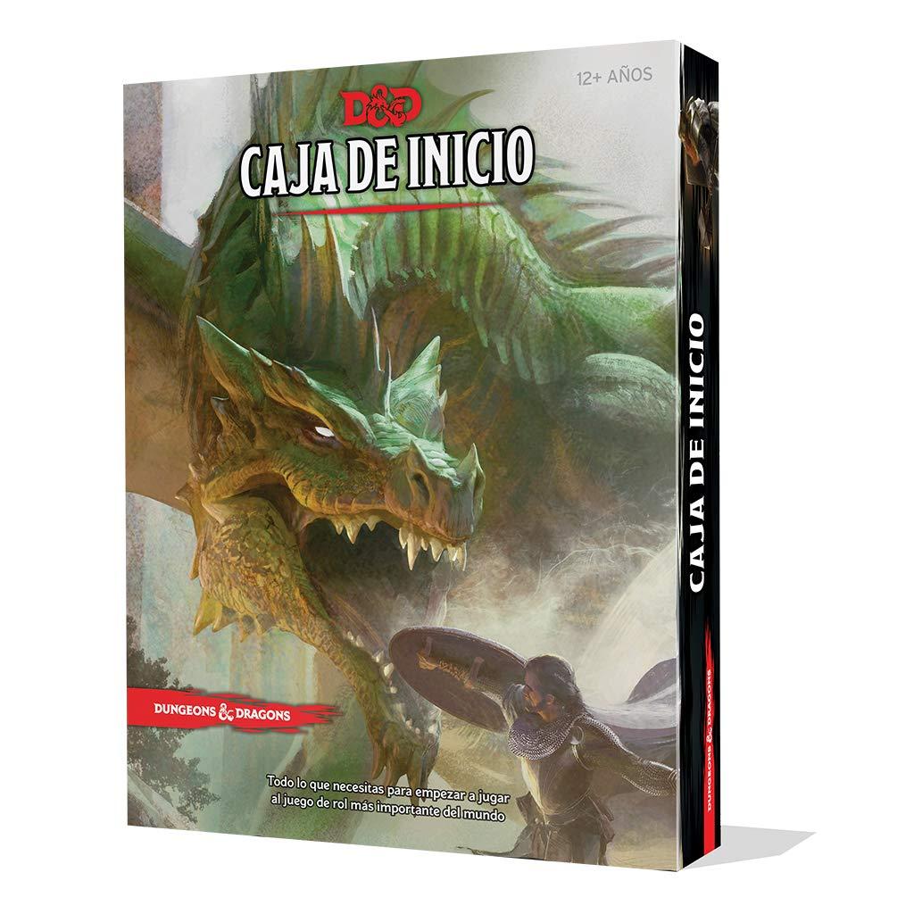 Dragones y Mazmorras Los mejores juegos de mesa
