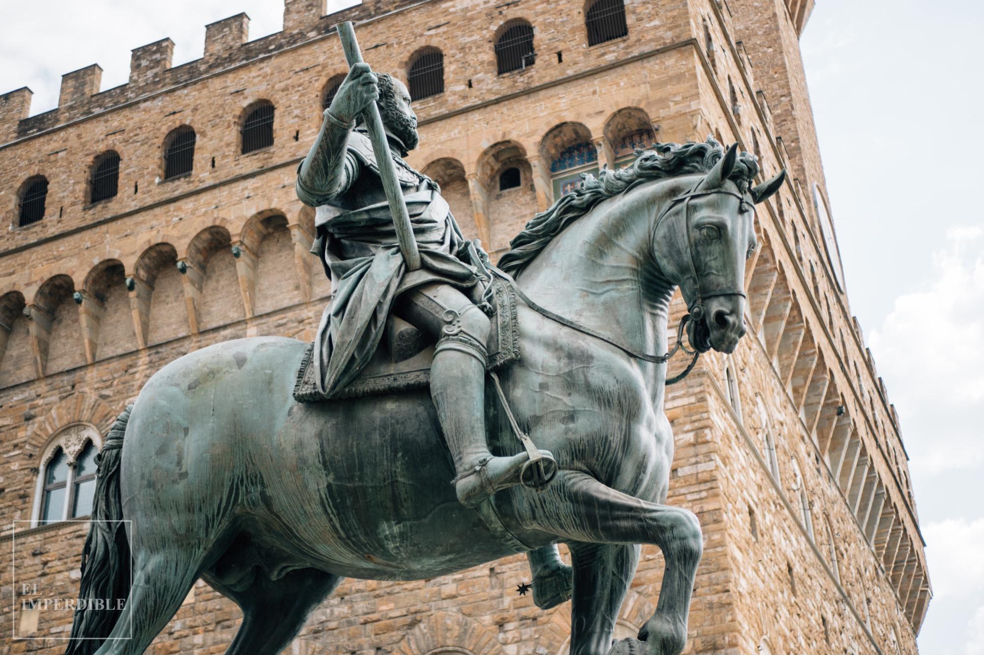 Lugares que ver en Florencia Palazzo Vecchio