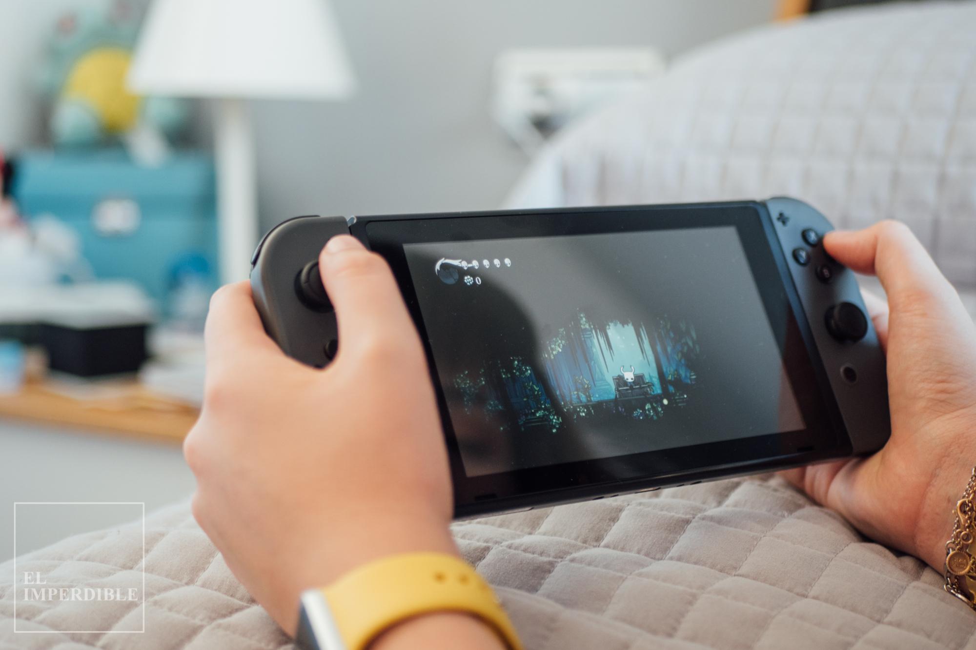 Hollow Knight  los mejores juegos para Nintendo switch