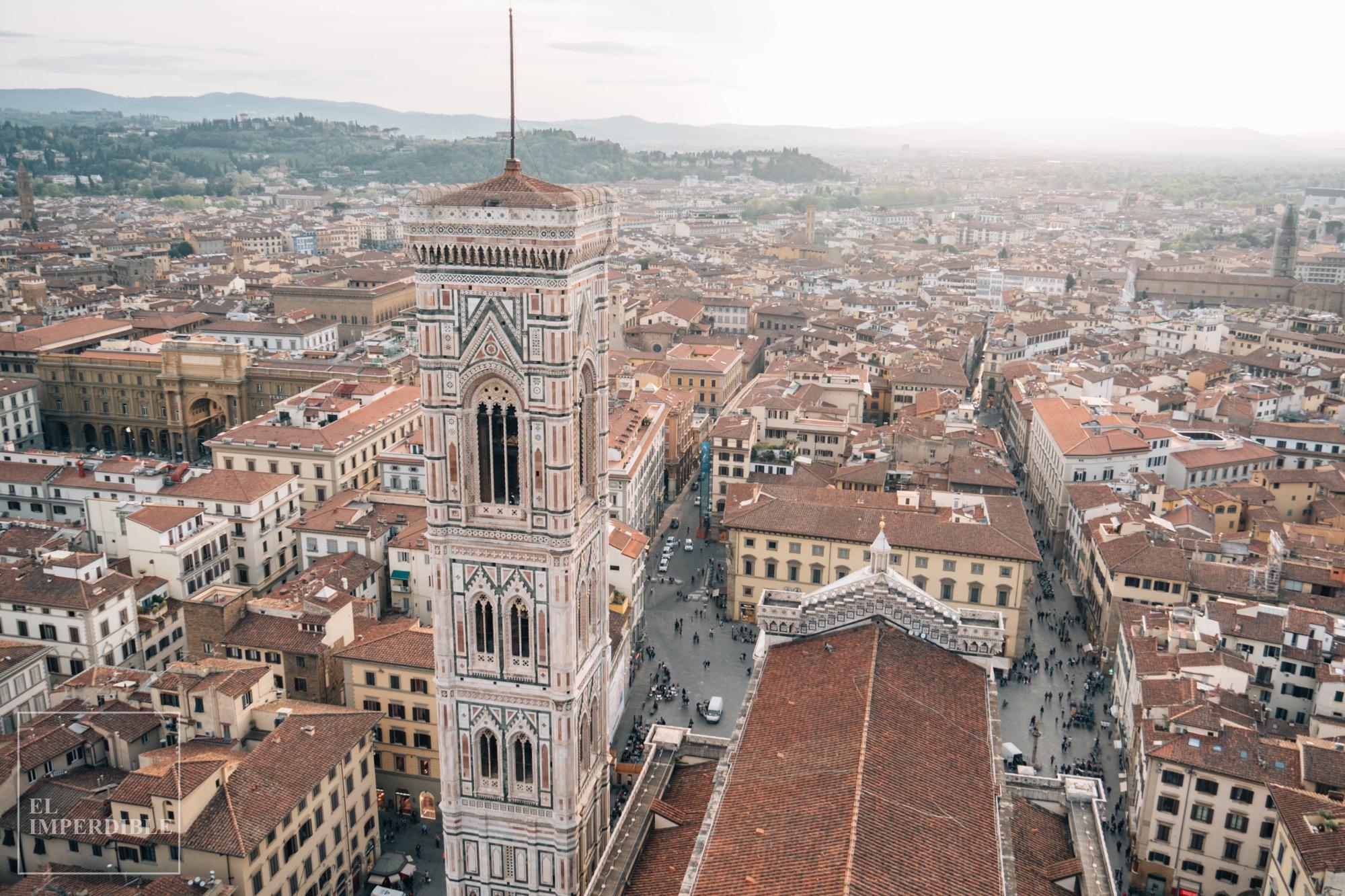 Lugares que ver en Florencia  Catedral de Santa Maria del Fiore