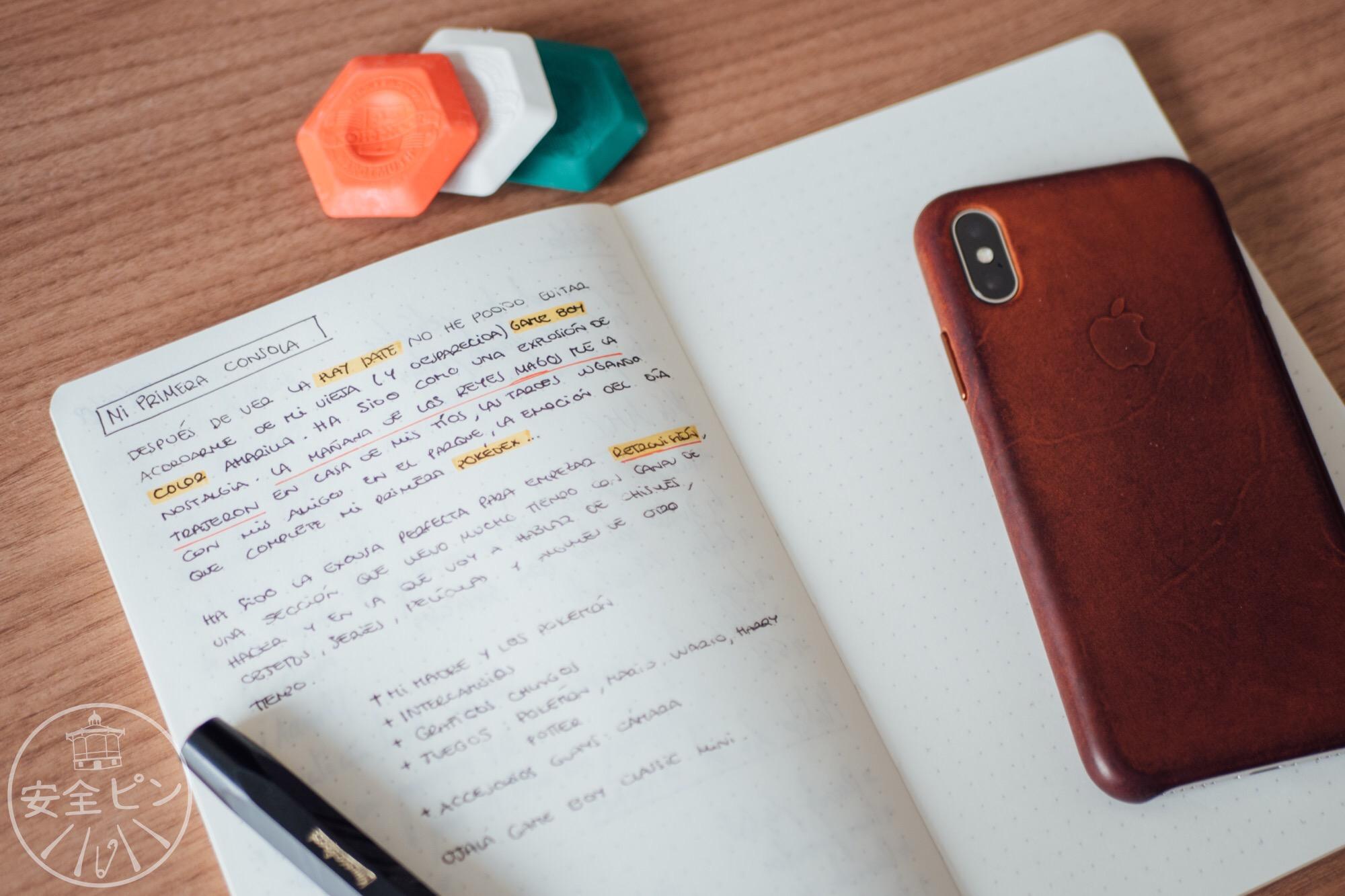 ¿Cuál es el mejor cuaderno de trabajo? - Mejora tu productividad - Studio Neat Panobook Totebook