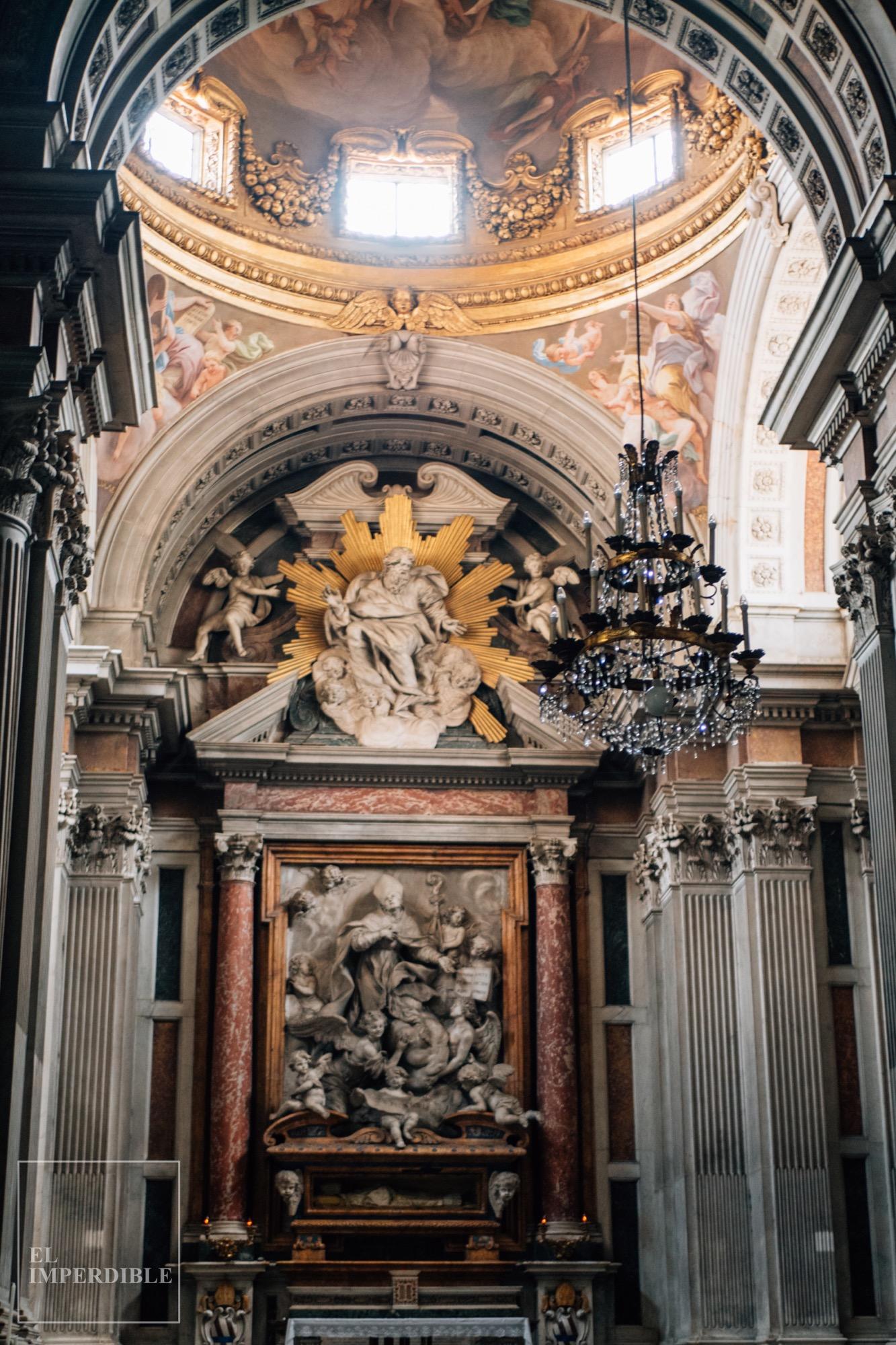 Lugares que ver en Florencia Santa Maria del Carmine