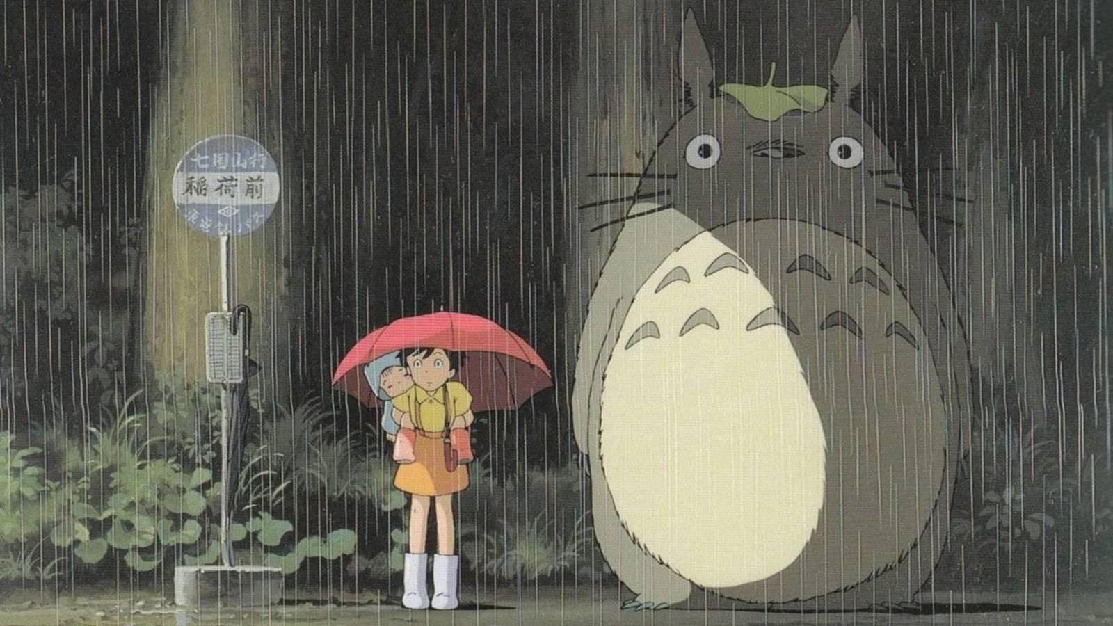mi vecino totoro las mejores películas anime