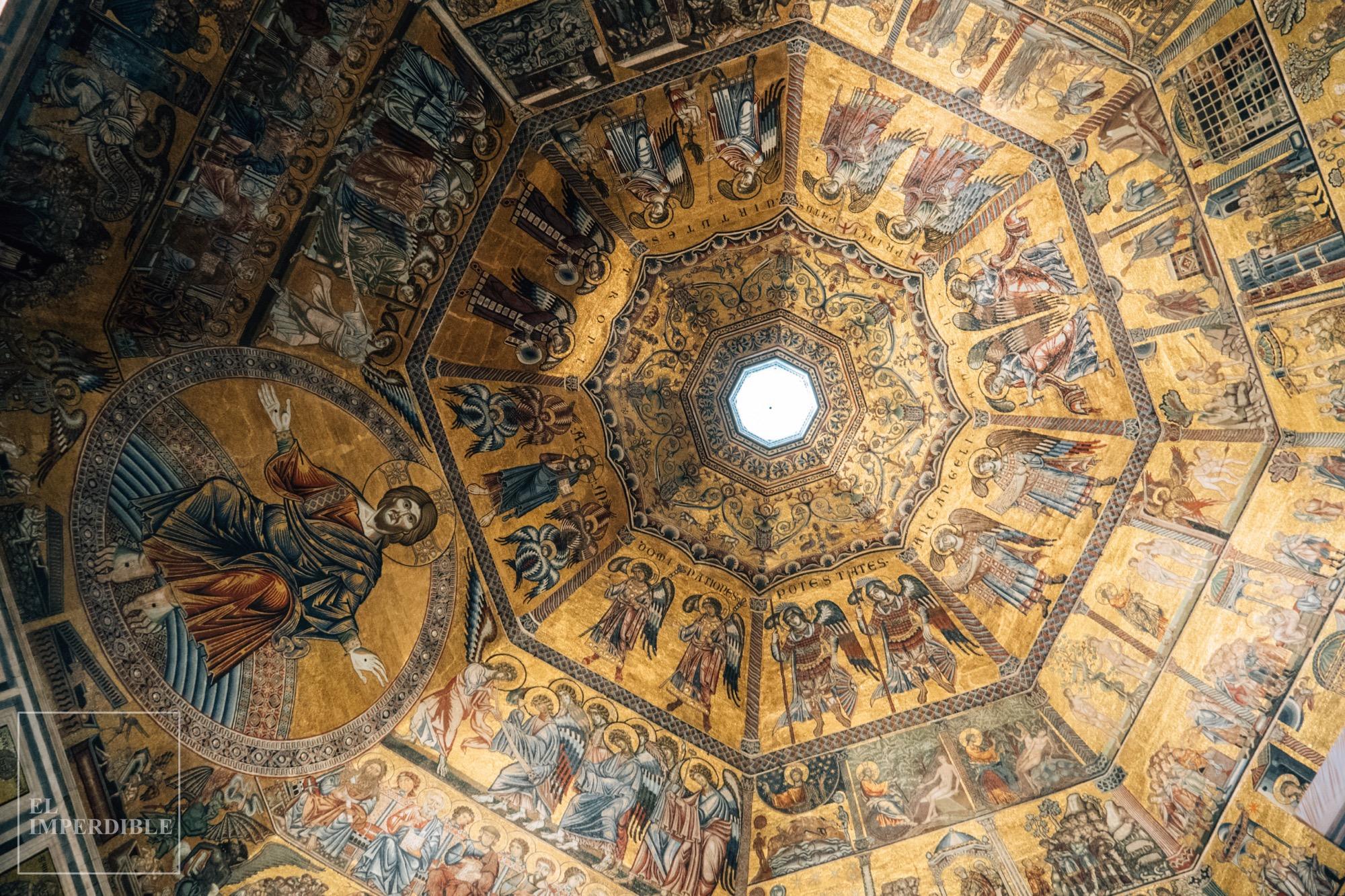 Lugares que ver en Florencia  Catedral de Santa Maria del Fiore baptisterio de San Juan