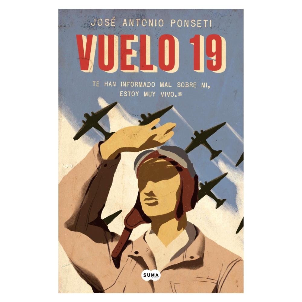 vuelo 19 libros para leer en el verano