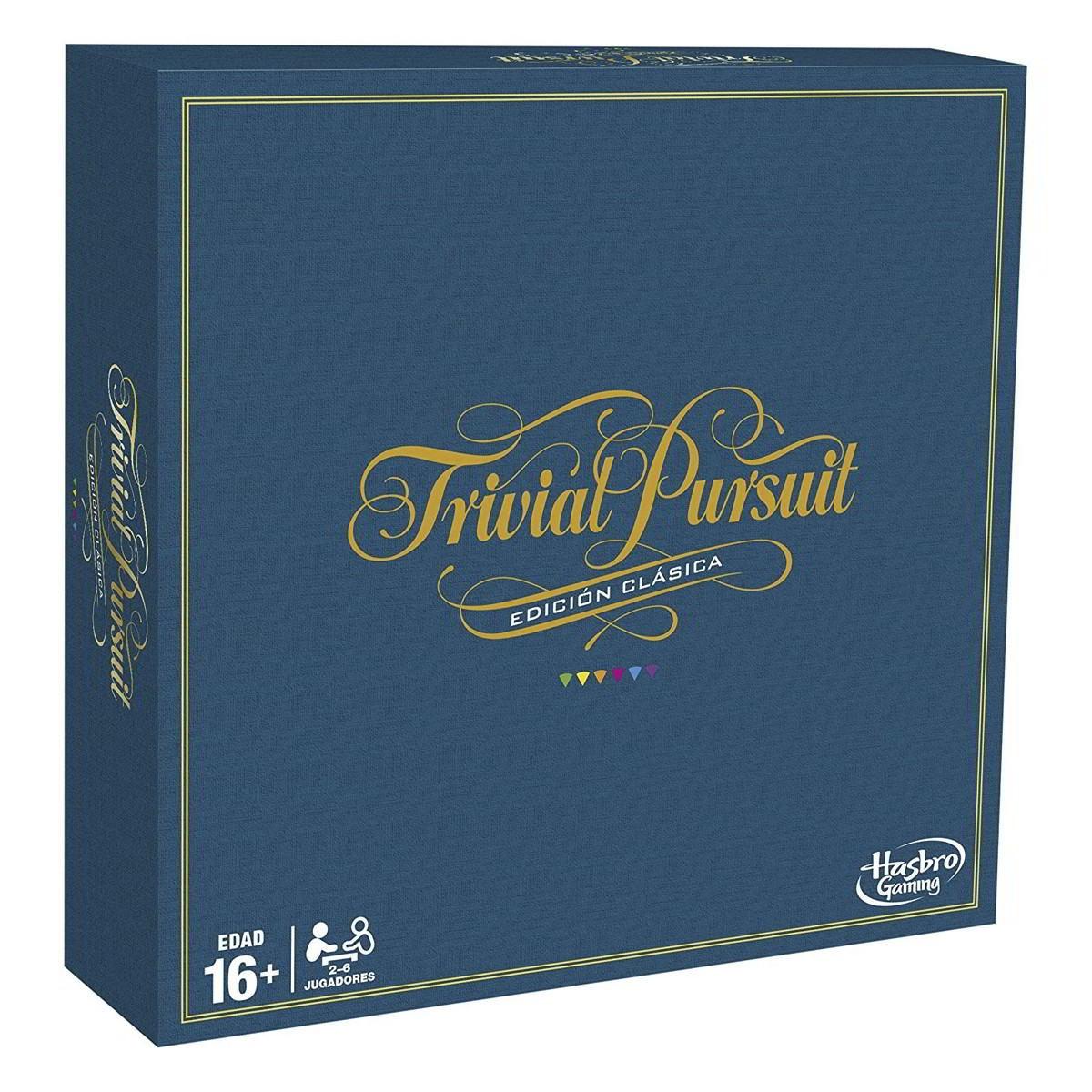 Trivial Pursuit Los mejores juegos de mesa