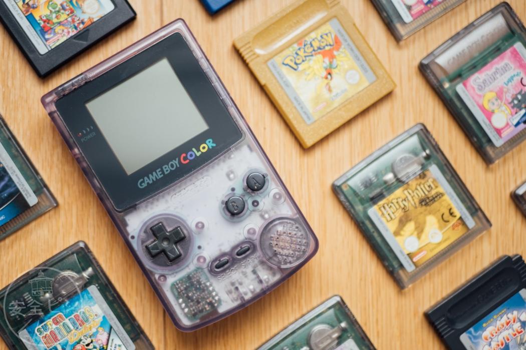 Game boy color mi primera consola