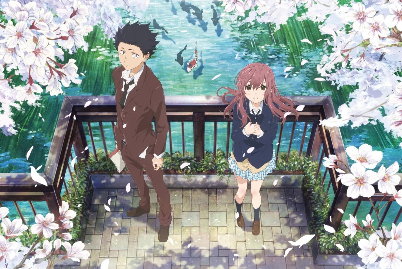 a silent voice las mejores peliculas anime