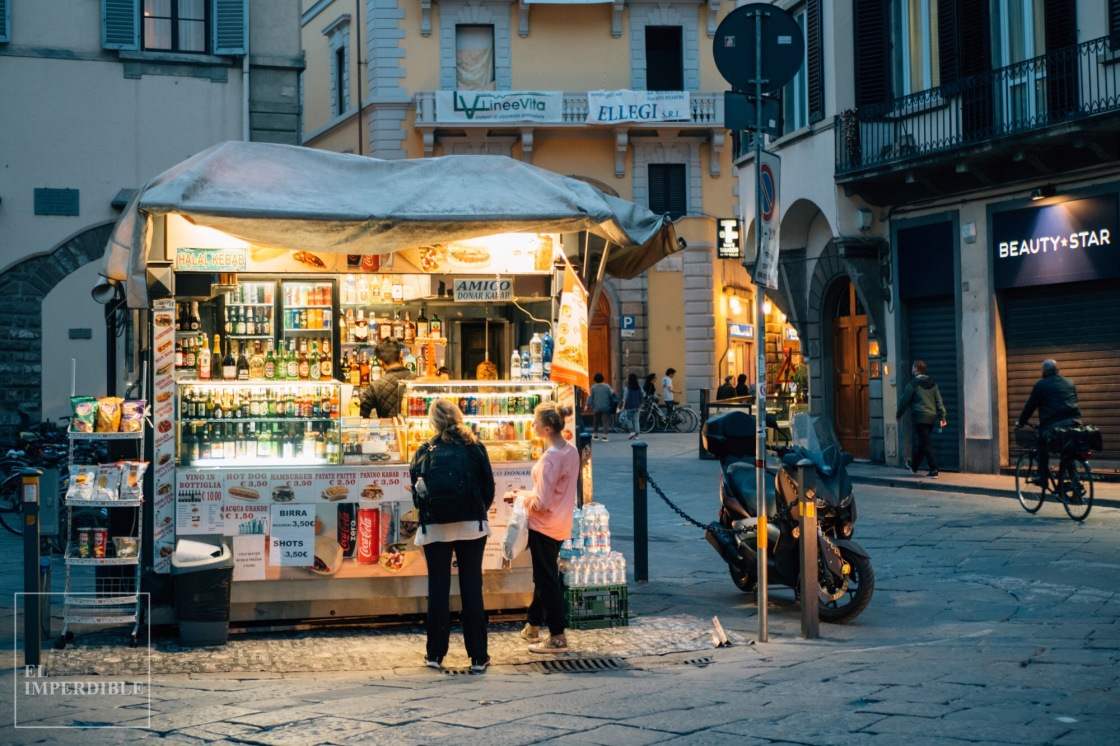 Sitios donde comer bien en Florencia