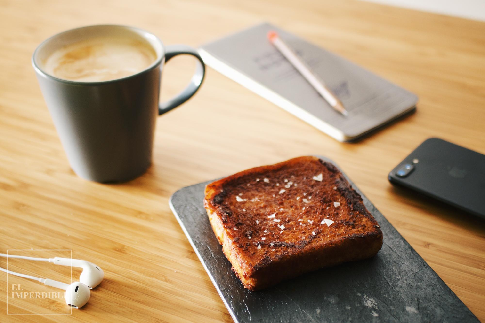 Estas 10 ideas para el desayuno son de lo más sanas, fáciles y rápidas Tostada de canela