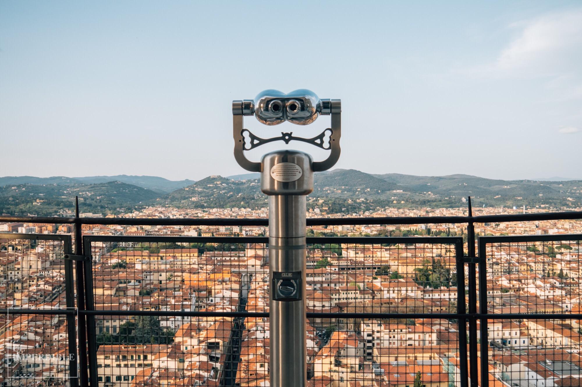 Las mejores vistas de Florencia dónde hacer fotos