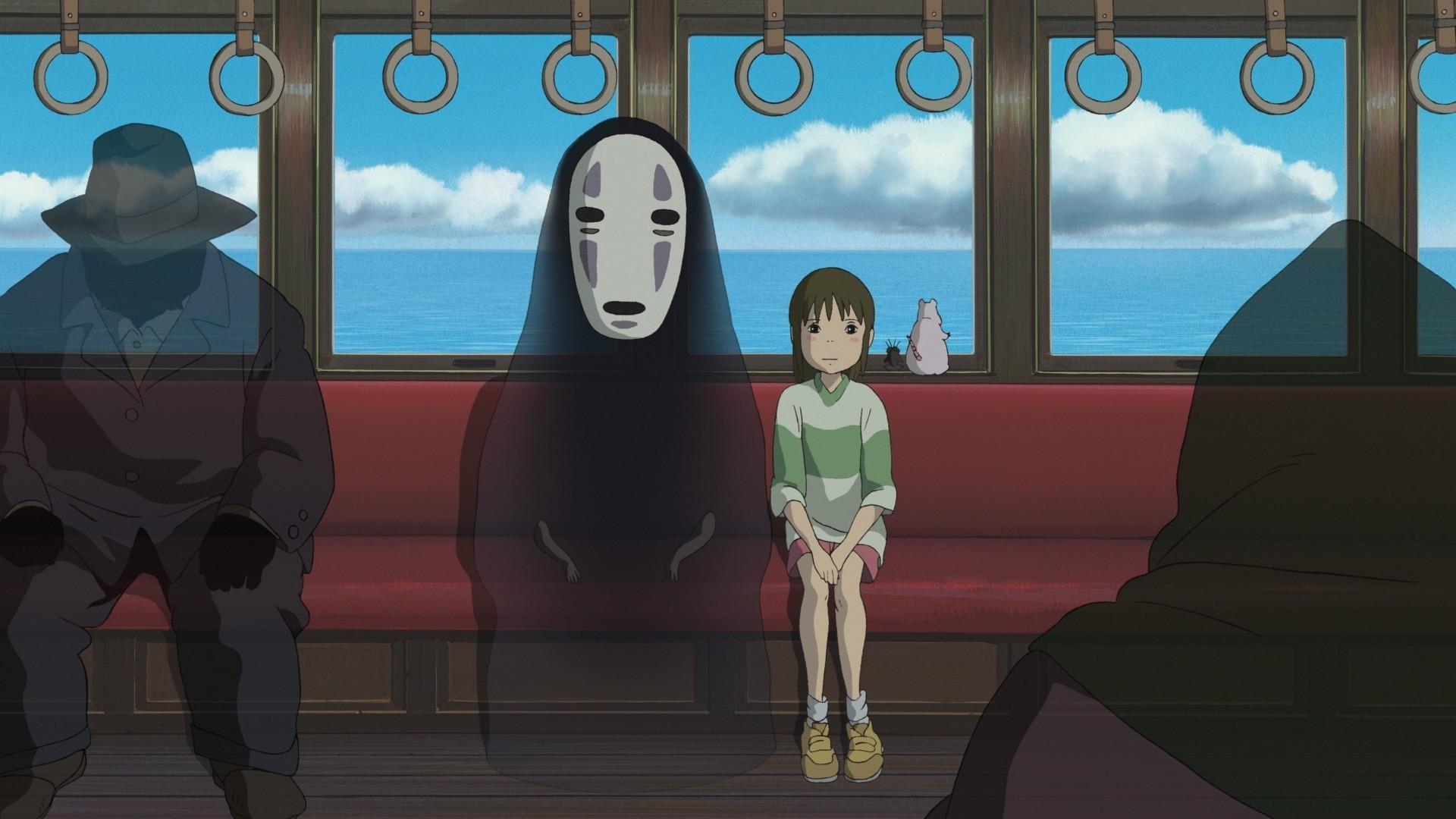 el viaje de chihiro las mejores películas anime