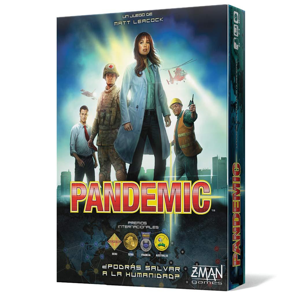Pandemic Los mejores juegos de mesa