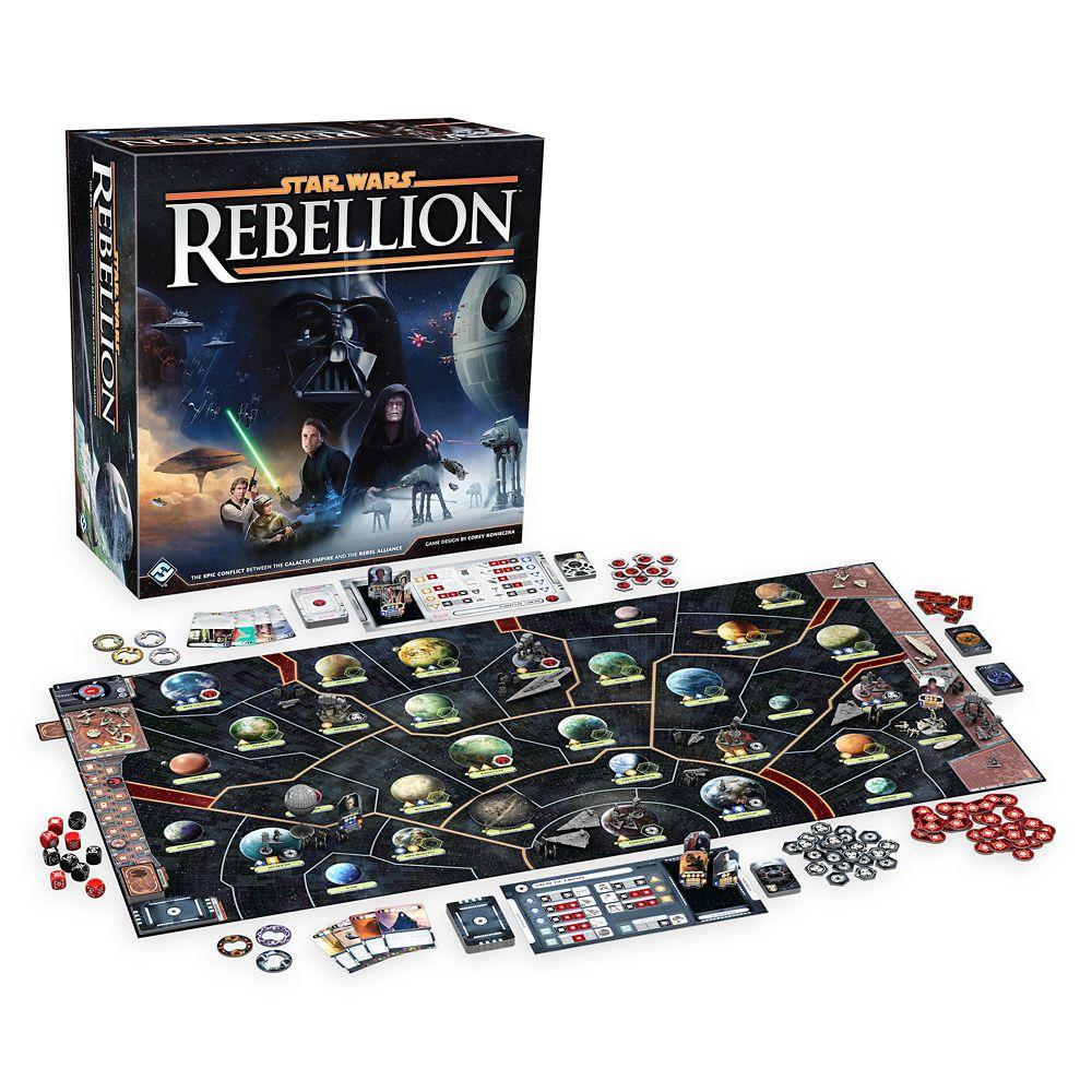 Star Wars Rebellion Los mejores juegos de mesa