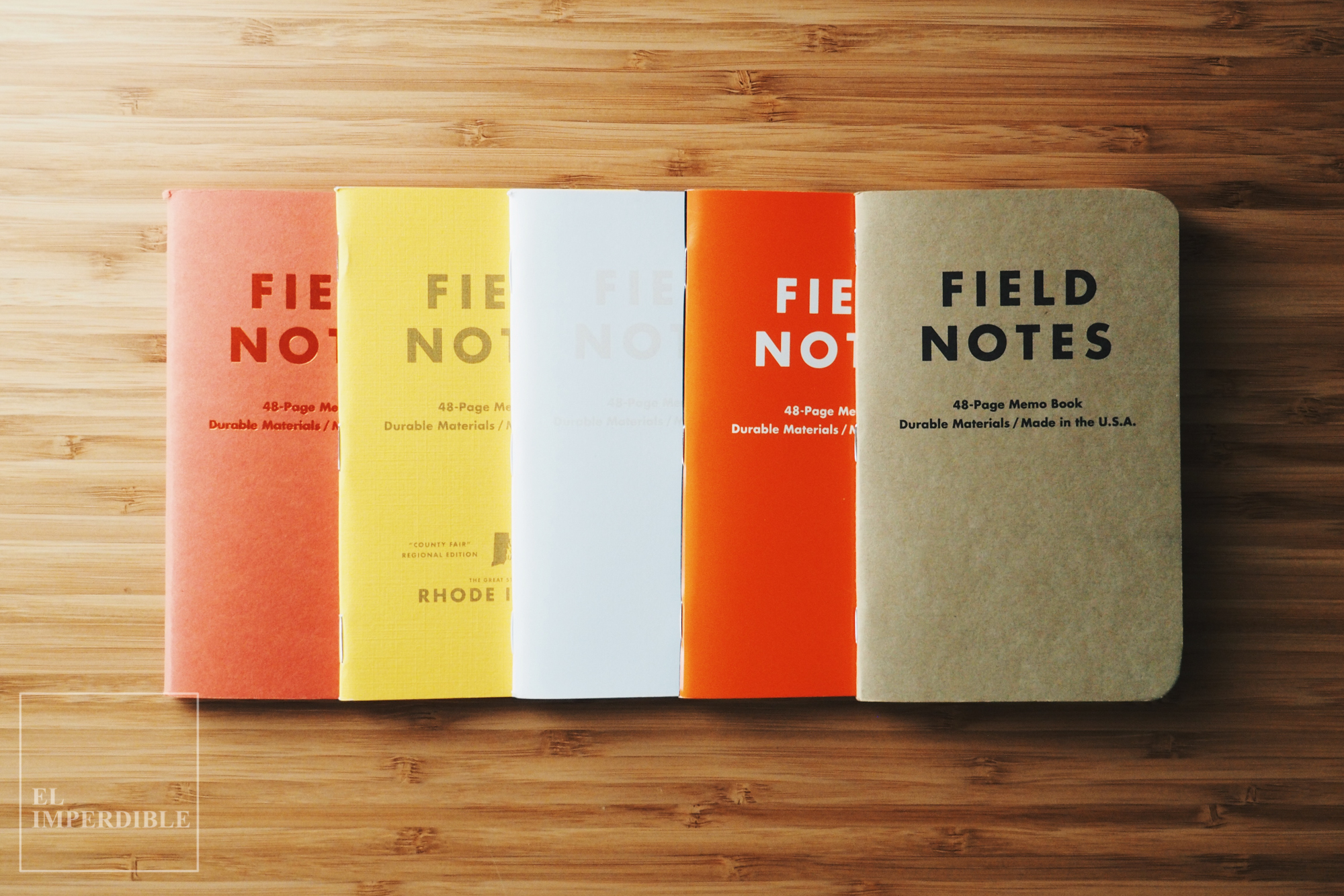 Kit de papelería para escritores Field Notes